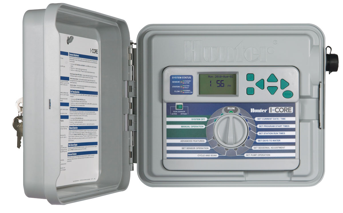 Landscape irrigation sprikler controllers light commercial irrigation controllers mozeypictures Gallery
