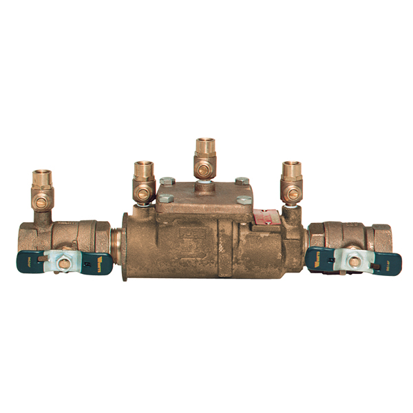 007QT 3/4 Inch Double Check Valve Assembly