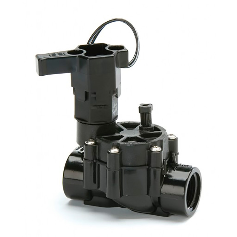 100-DV 1in. Thread Electric Valve No Flow Control