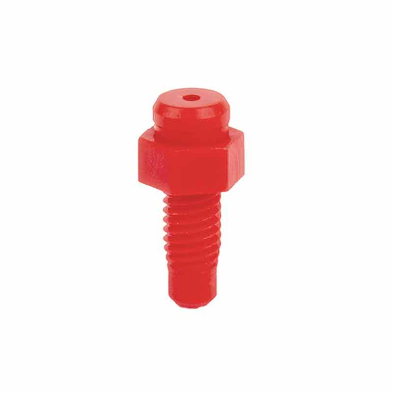 Red Maxi-Jet Base Adapter