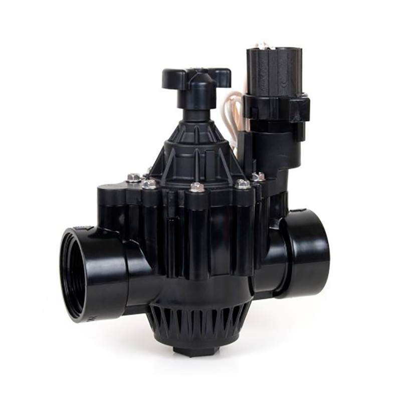 150-PGA 1-1/2 in. Globe and Angle Electric Valve