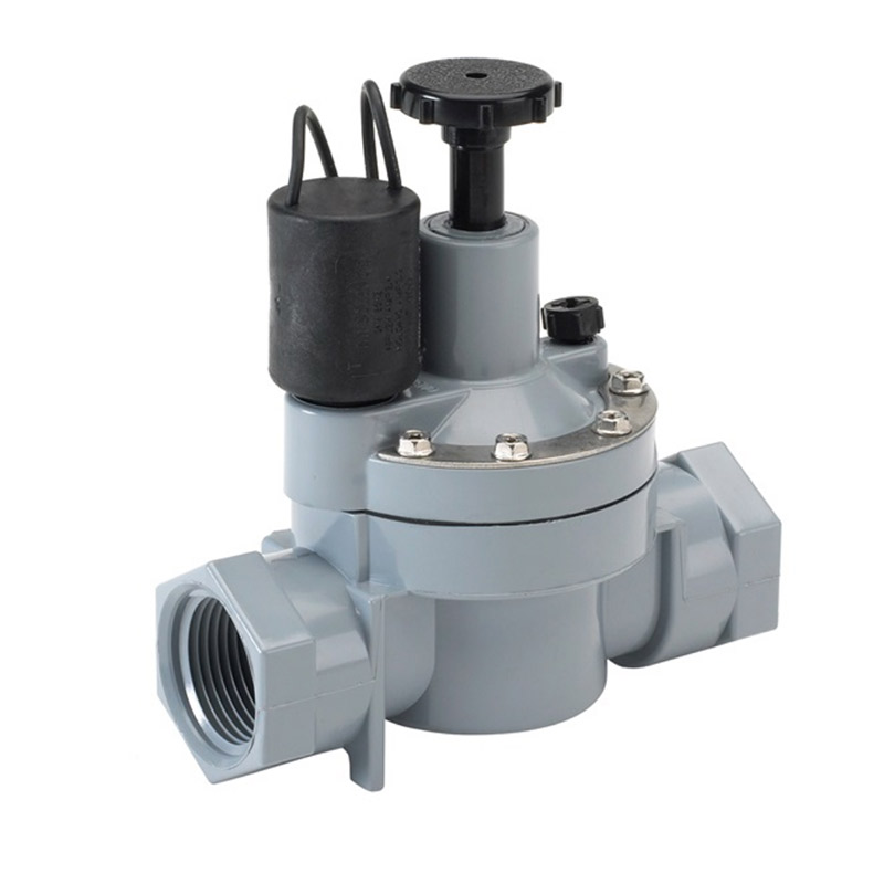 205 Series 1-inch No Flow Globe Valve