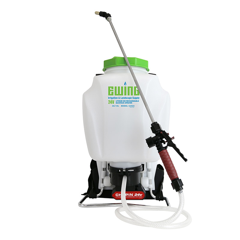 4 gallon 24V Battery Powered Backpack Sprayer