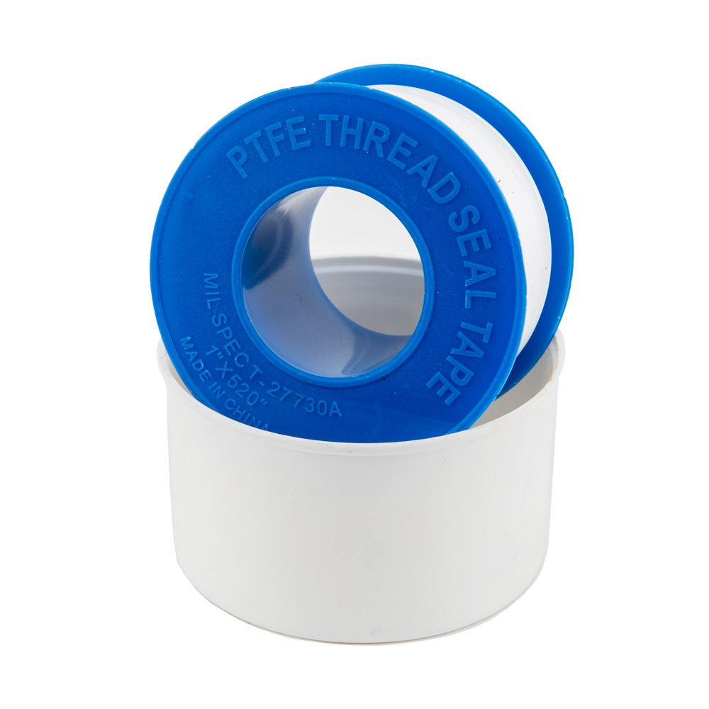 1-inch Teflon Tape - 520-foot Roll
