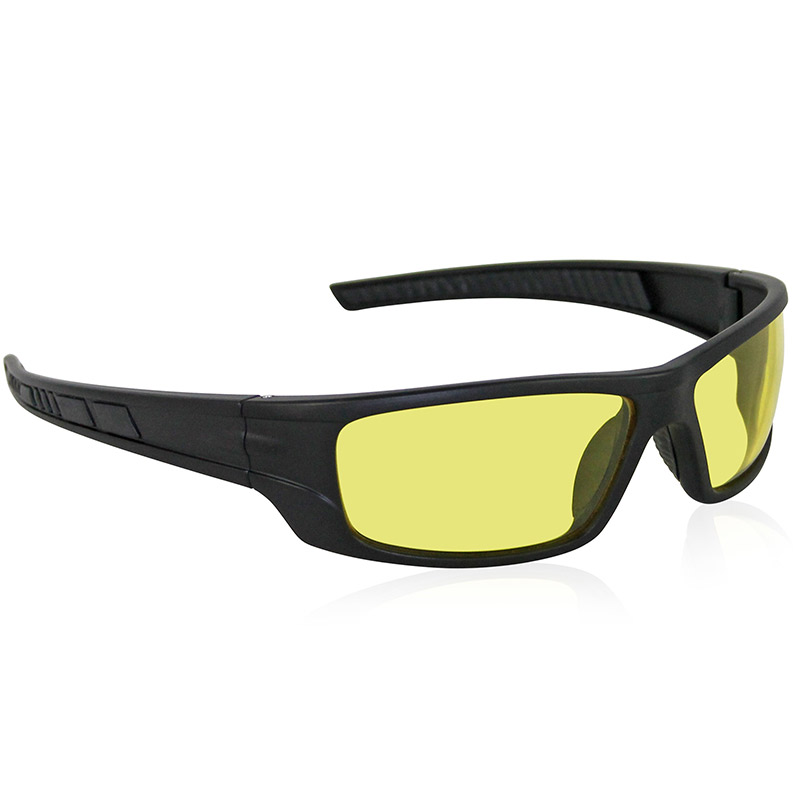 VX9 Safety Glasses - Yellow