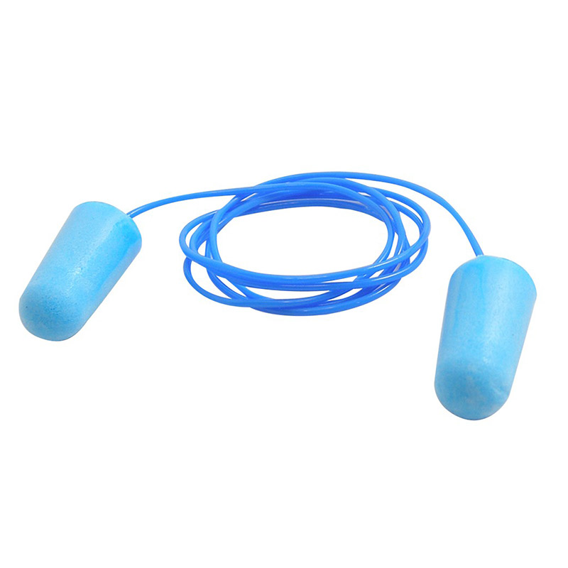 Disposable Foam Ear Plugs with Cord
