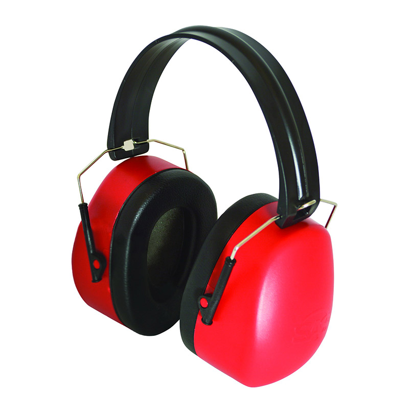 Deluxe Earmuff Hearing Protection