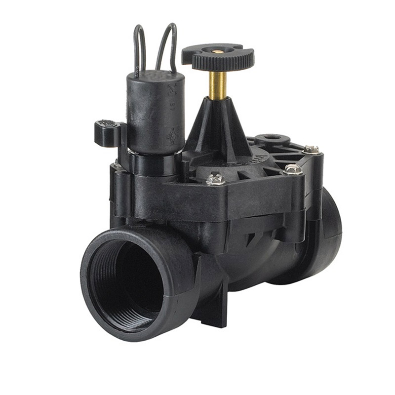 700 Series 1-inch Threaded UltraFlow Electric Valve
