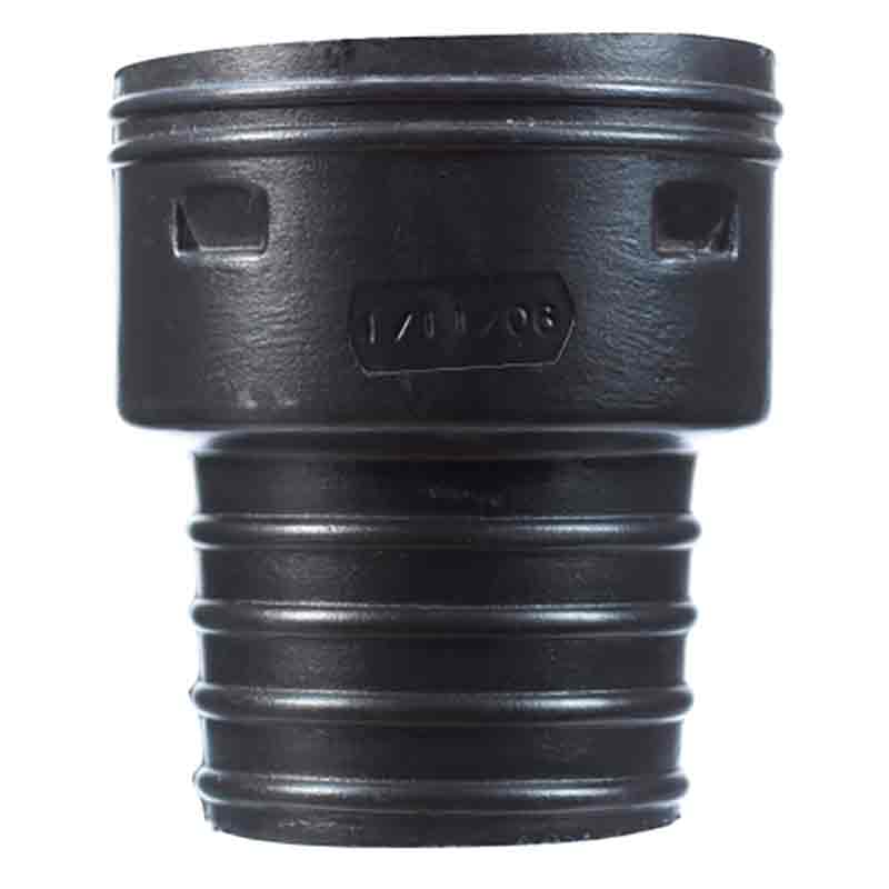 3-inch 362 Flexdrain Corrugated to Clay / PVC Snap Adapter