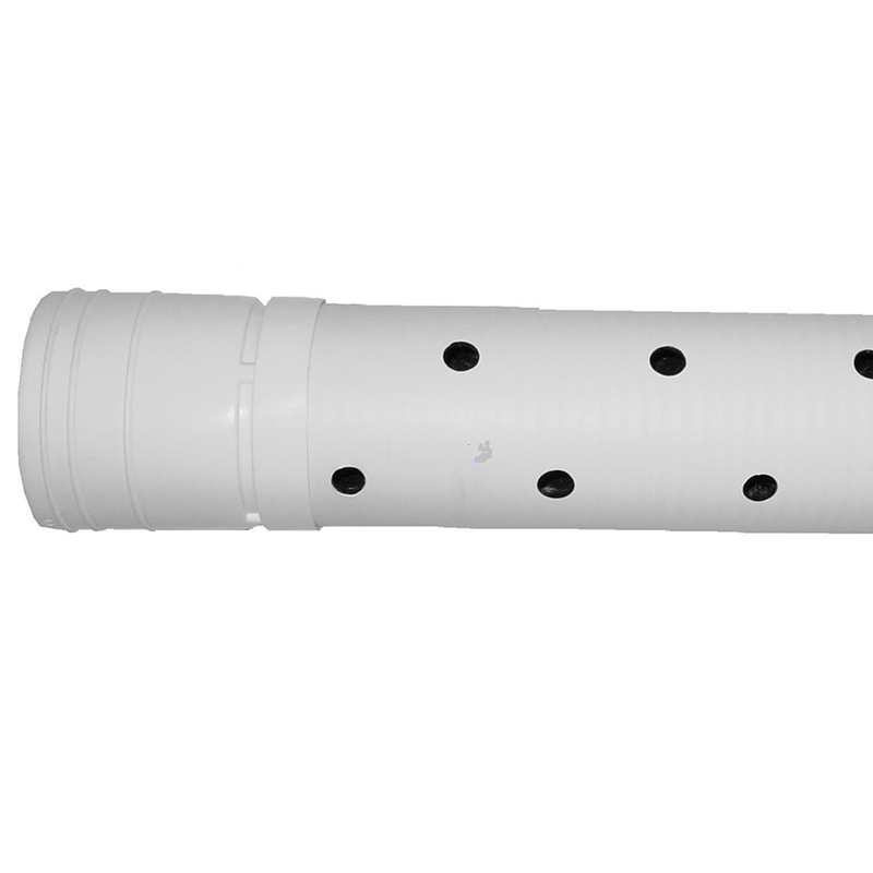 4-inch x 10-foot 3000 Triple Wall Perforated Pipe