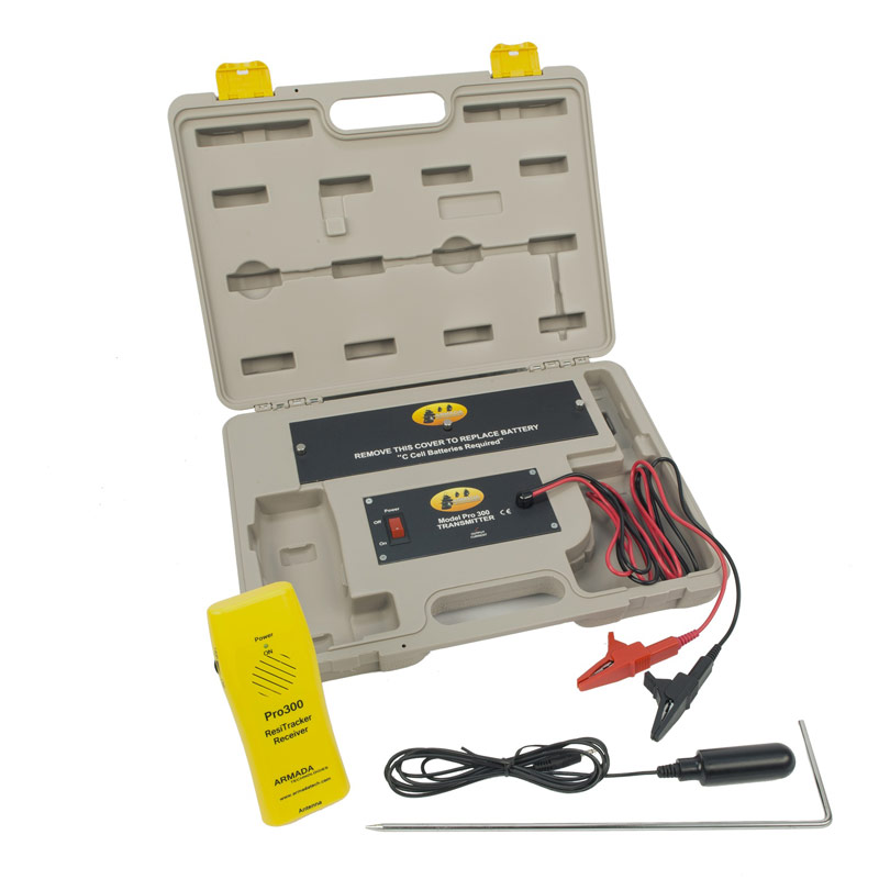 Pro300 Compact Wire and Valve Locator