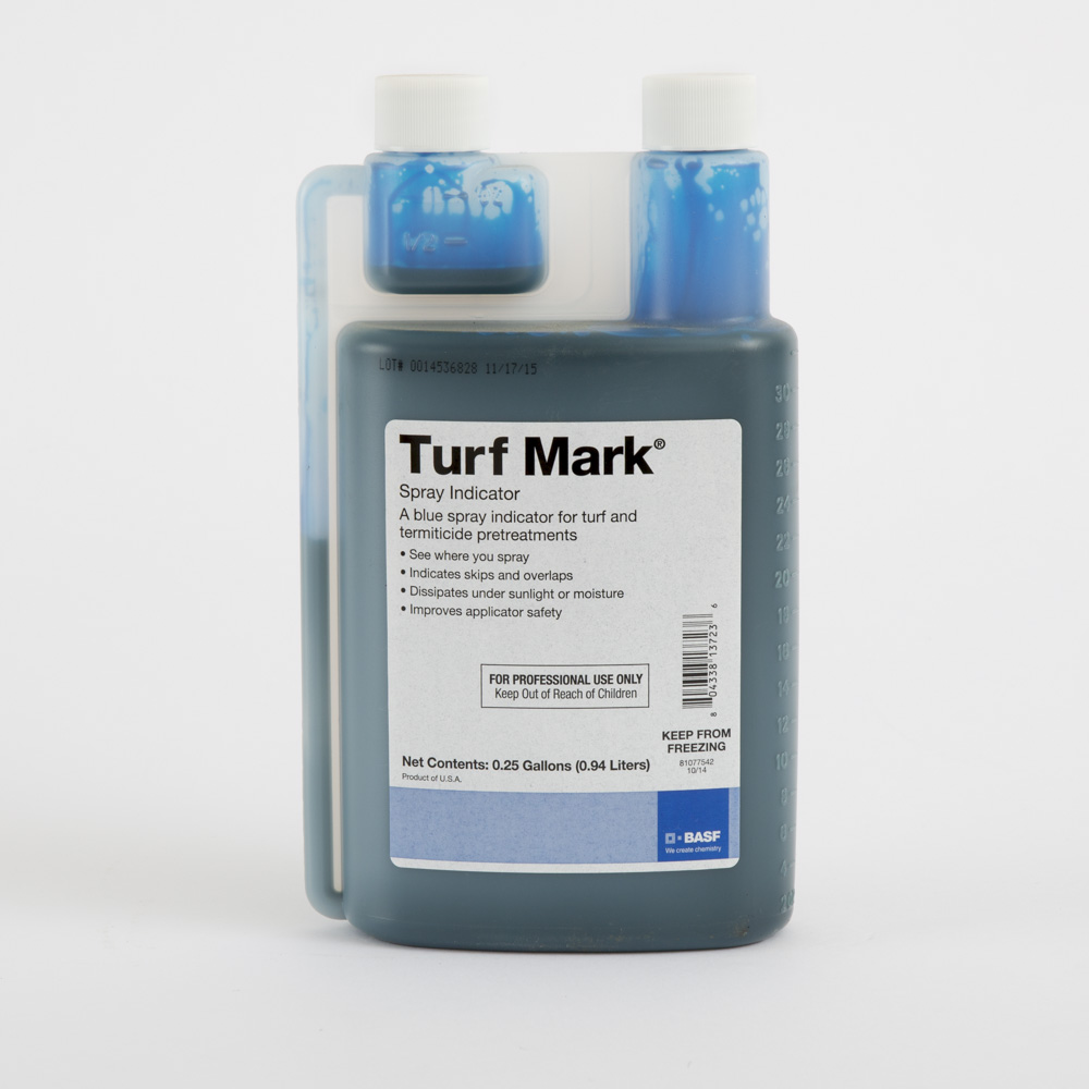 Turf Mark Blue Dye - 1 quart