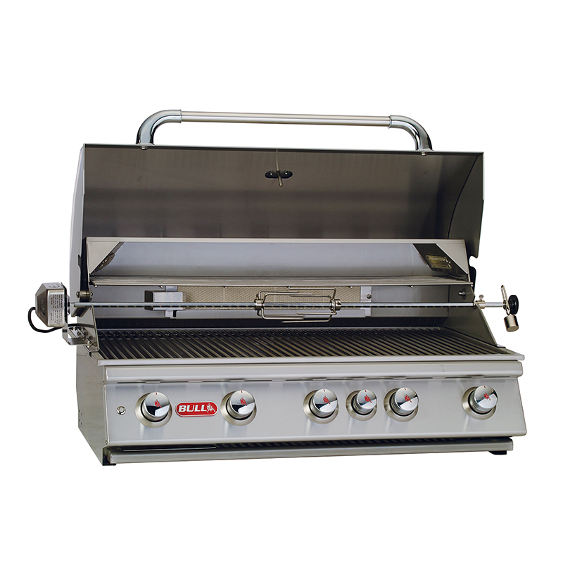 "Brahma 38"" Stainless Steel Natural Gas Grill"