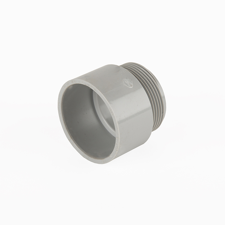 1/2-inch PVC Electrical Male Adapter