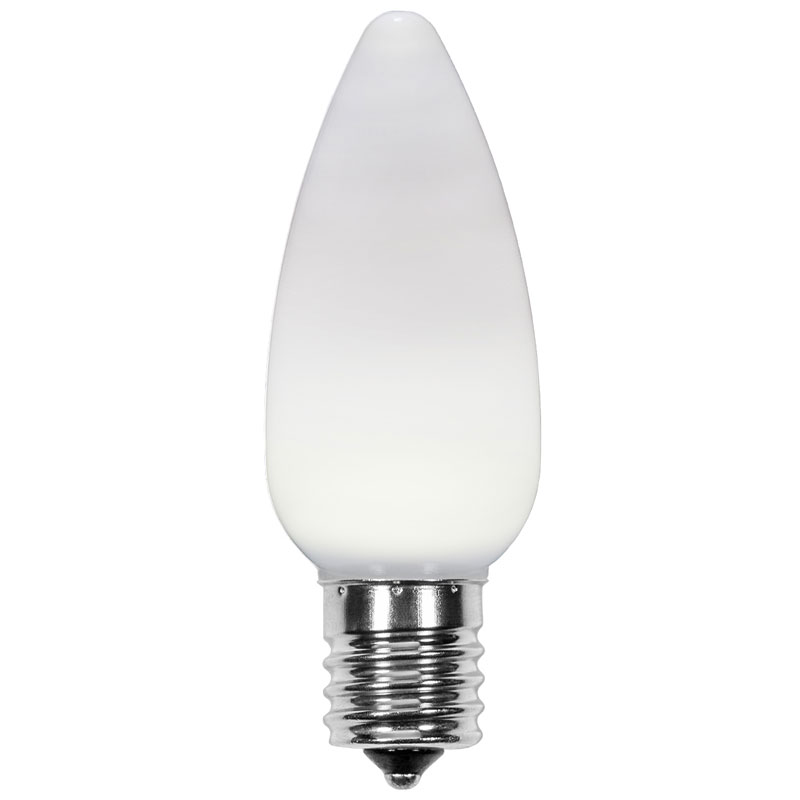 Cool White C9 Classic LED Bulb