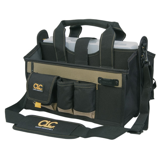 16 Inch Center Tray Tool Bag