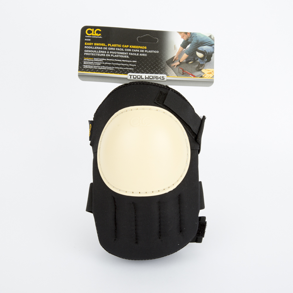 Professional Kneepads with Plastic Cap