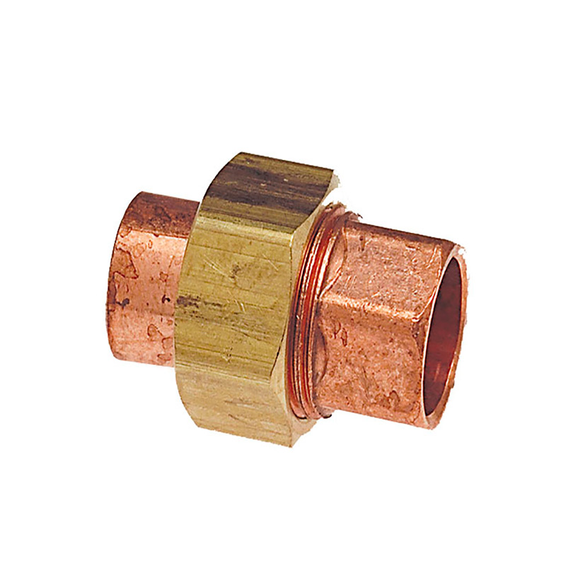 3/4-inch Copper Union