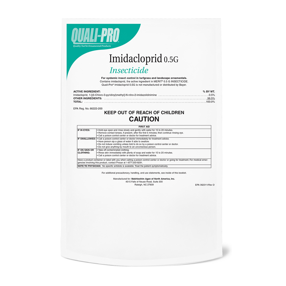 insecticide antidote