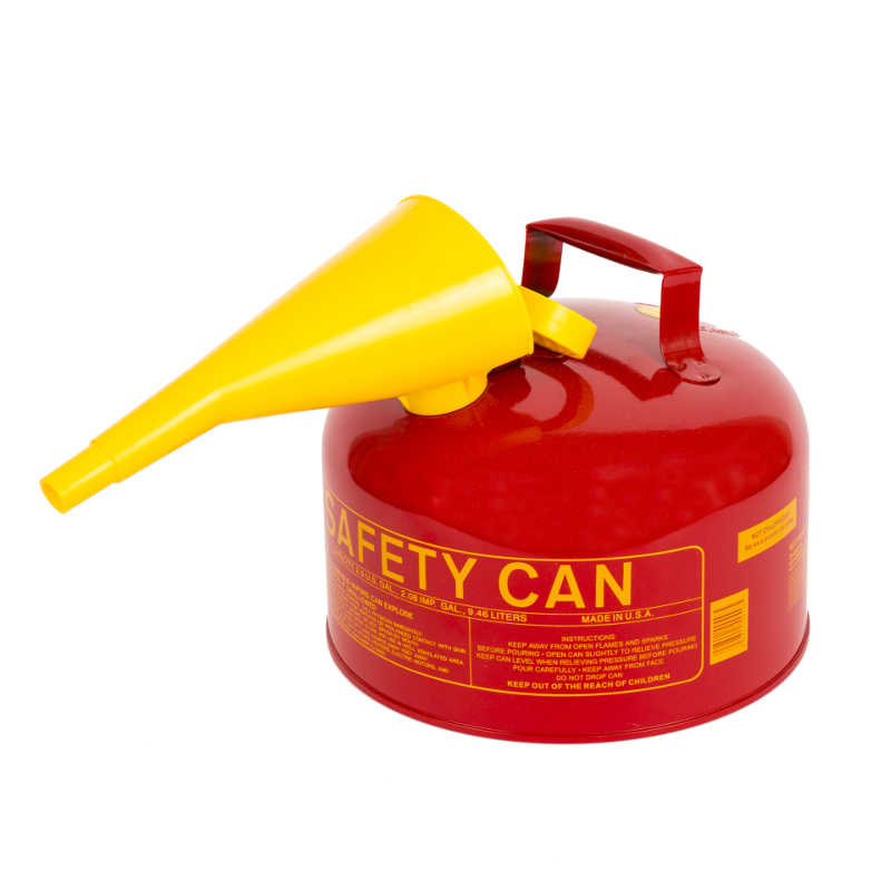 No-Spill Gas Can Replacement Nozzle