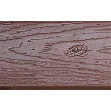 2-inch x 4-inch x 20-foot Redwood Bend-A-Board Plastic Edging