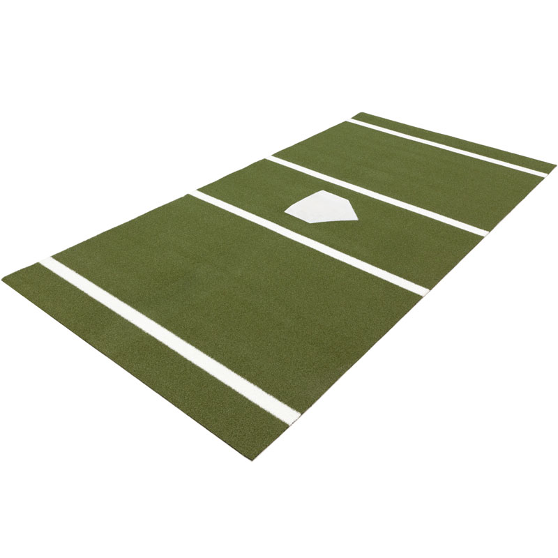 Green Hitting Mat, 6' x 12'