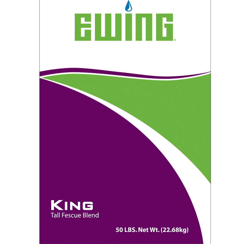 Blue Tag Certified King Tall Fescue - 50 lb. Bag