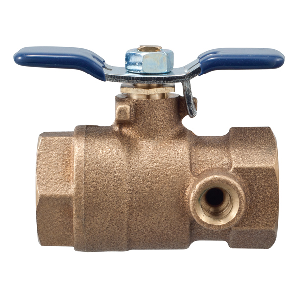 2 Inch Tapped Ball Valve