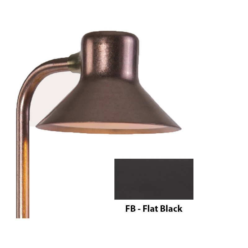 FG 3LED Zoning and Dimmable Plus Color Path Light In Flat Black