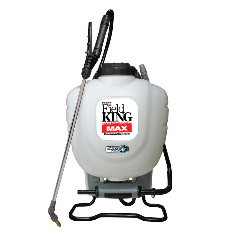 Field King Max Backpack Sprayer - 4 gallon