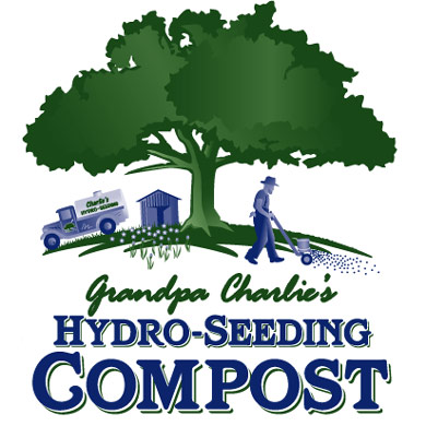 Hydro/Overseed Compost Topper - 3 cubic foot Bag
