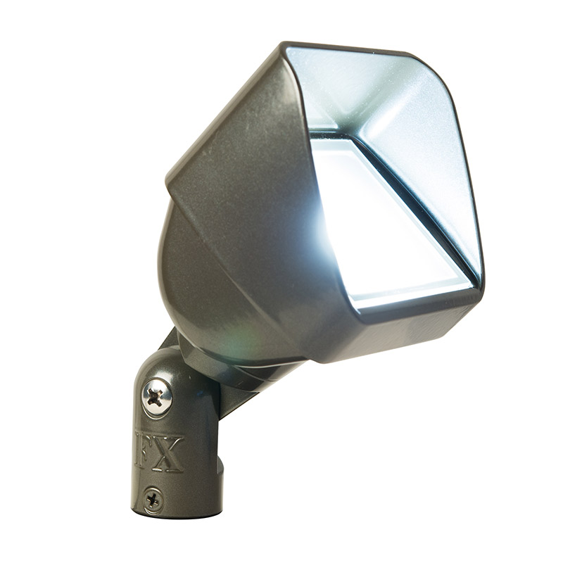 LC 3LED Zoning and Dimmable Plus Color Up Light In Bronze Metallic