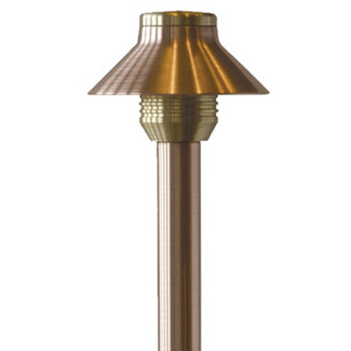 SP No Lamp Copper Path Light