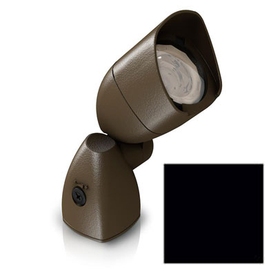 FlexScape BL9 Black LED Accent Light