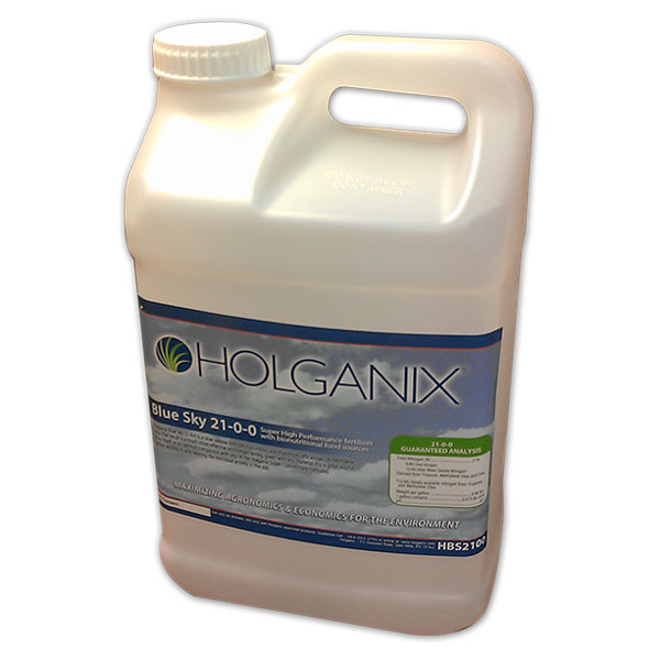 Blue Sky 21-0-0 Liquid Fertilizer – 55 gal. Jug