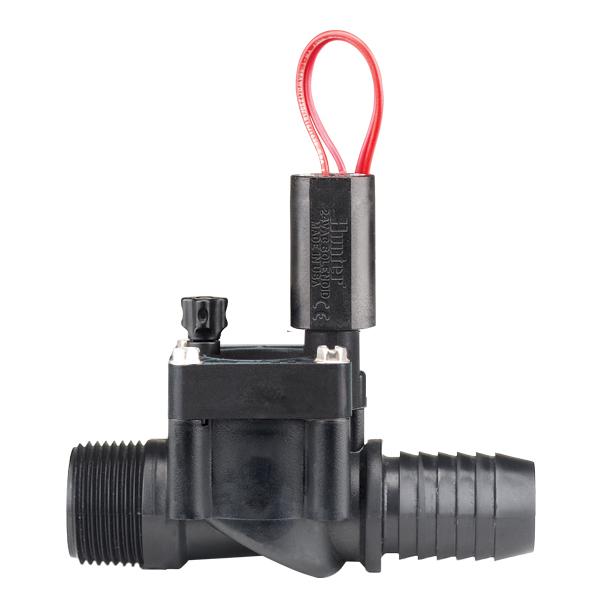 PGV 1 Inch Globe Valve Male x Barb - No Flow Control