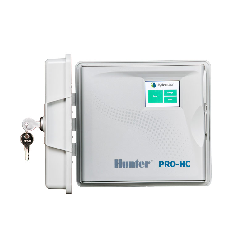 Pro-HC 12-Station Web-Based Outdoor Controller