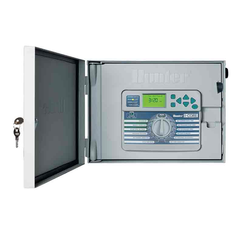 I-CORE 6 Station Controller – Metal Cabinet