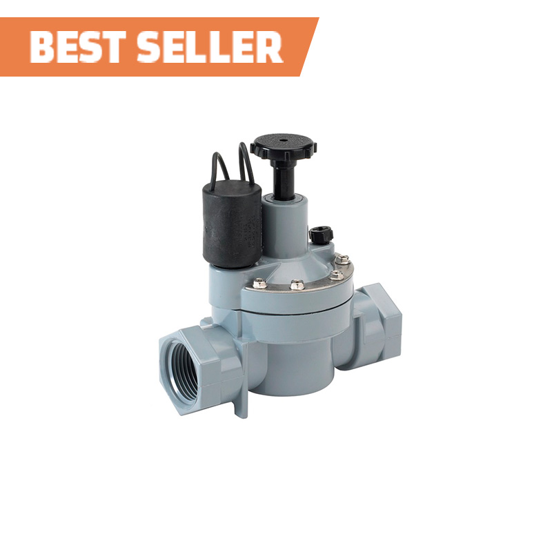 205TF 1-inch Threaded Electric Valve - With Flow Control