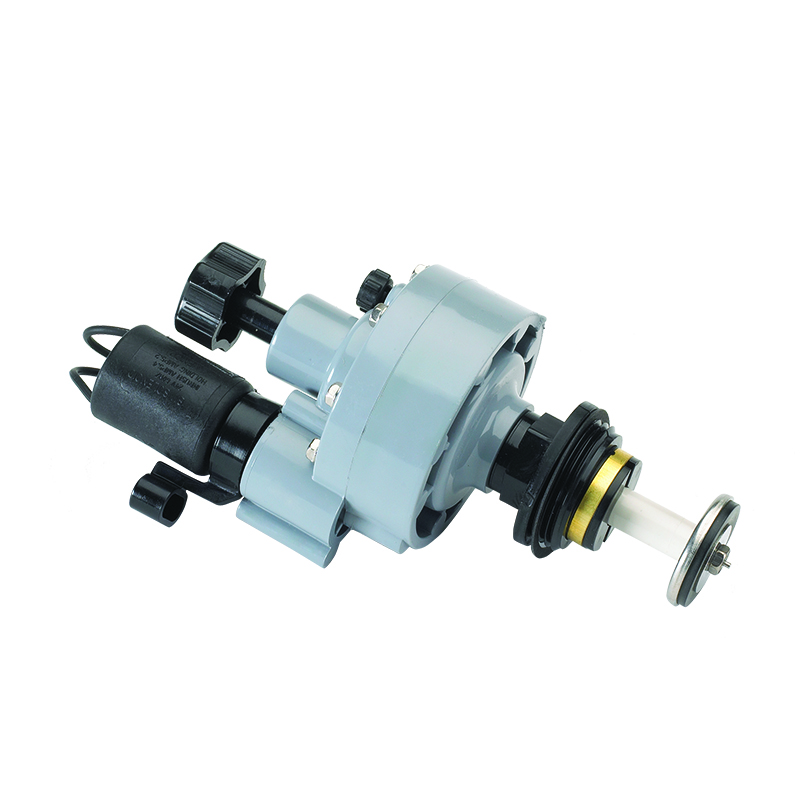 2623 DPR 3/4-inch PVC Electric Valve Adapter