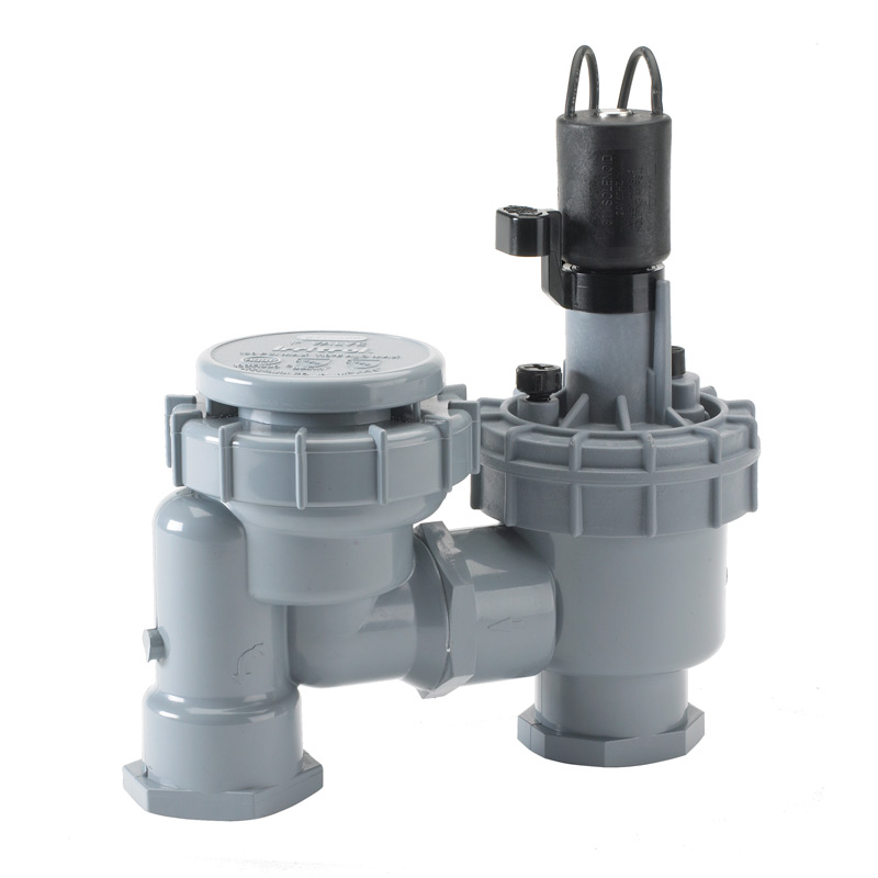 2711 DPR 3/4-inch Threaded Anti-siphon Electric Valve