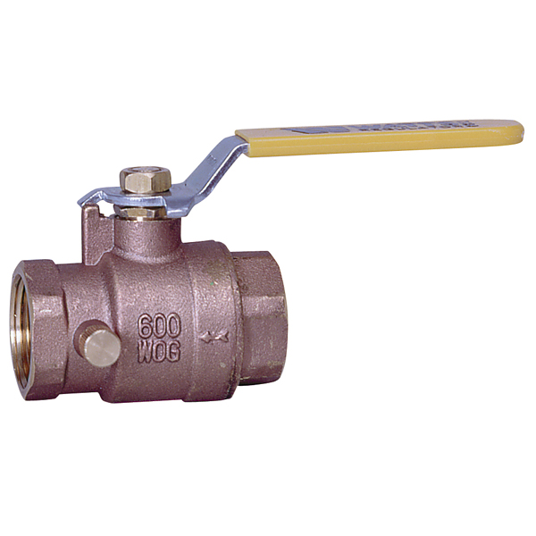 IS6301 3/4 Inch Sweat Full Port Ball Valve with Drain Port
