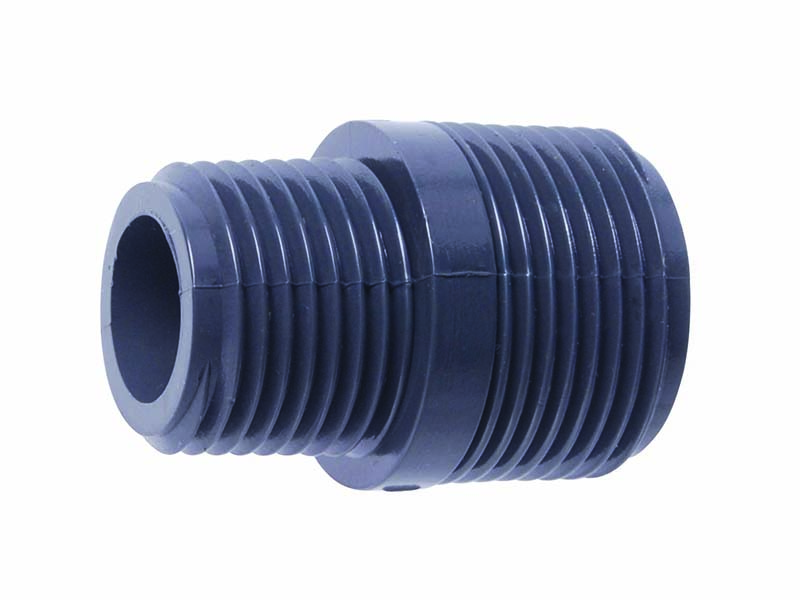 1/2-inch x 3/4-inch Gray Riser Adapter