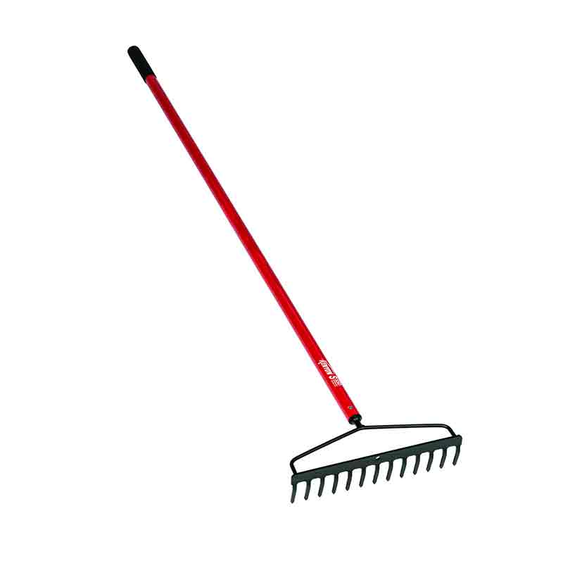 Kenyon 14-inch Bow Rake with Aluminum Handle
