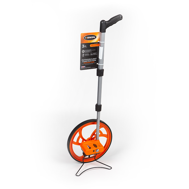 RoadRunner Top Reading Measuring Wheel