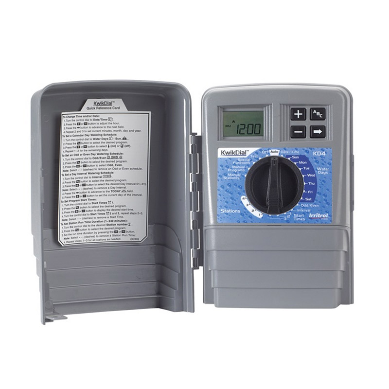 Kwik Dial 4 Station Outdoor Controller