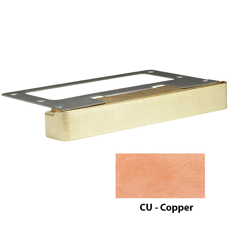 LF Zoning and Dimmable Plus Color Wall Light In Copper