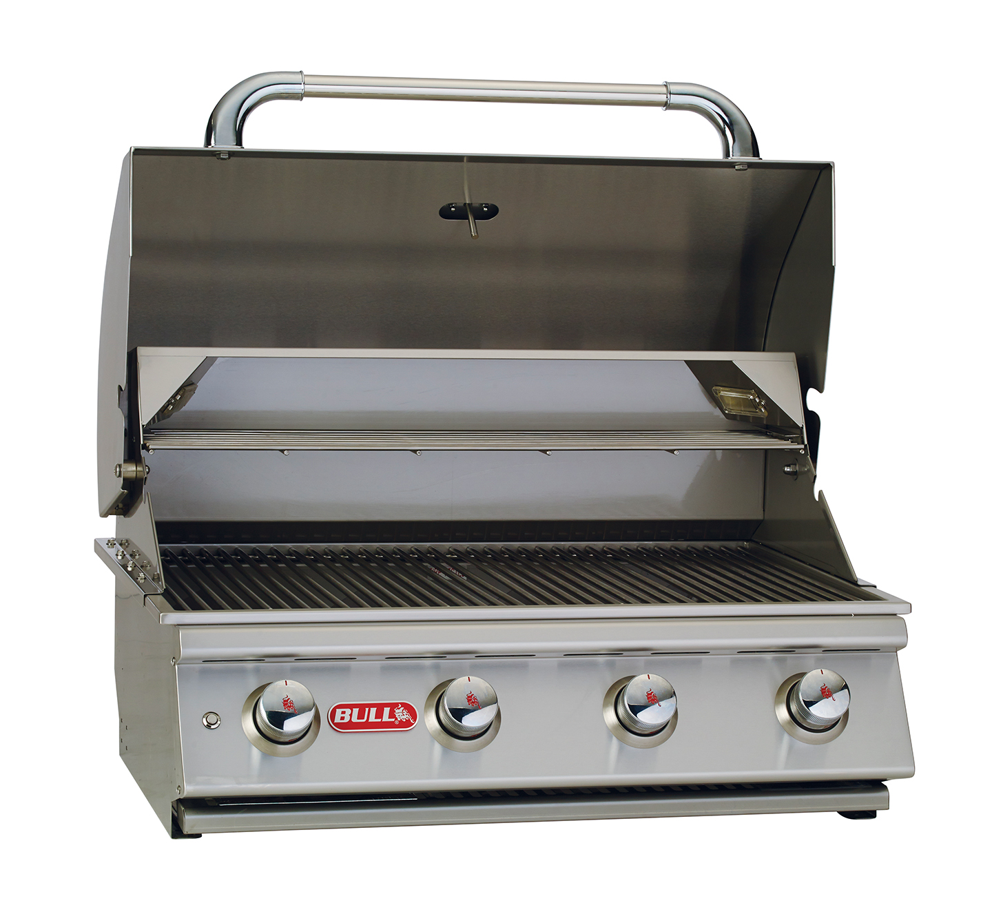 """Lonestar 30"""" Stainless Steel Natural Gas Grill"""