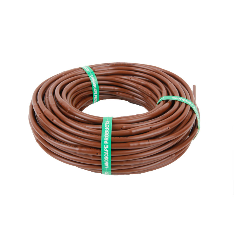 1/4-inch Emitter Tubing - 100-foot Roll x 12-inch Spacing