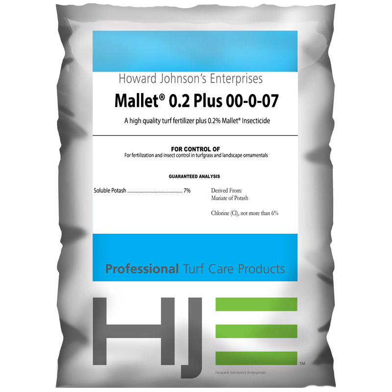 Mallet® 0.2 Plus 00-0-7 Insecticide